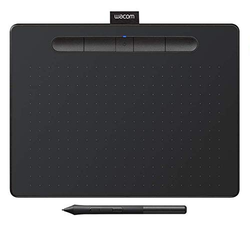 Wacom CTL6100WLK0 Intuos Wireless Graphics Drawing Tablet with Bonus Software...