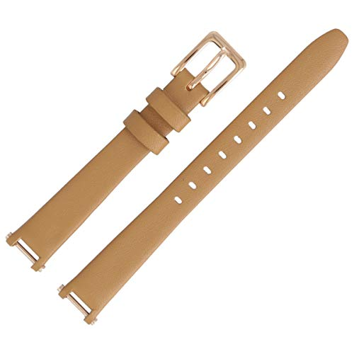 DKNY Uhrenarmband 12mm Leder Braun - NY-2415