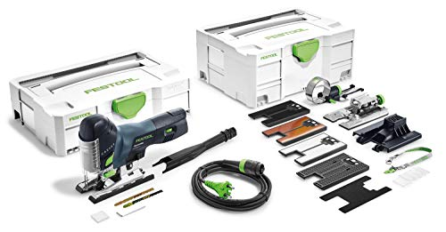 FESTOOL 561588 Pendelstichsäge CARVEX PS 420 EBQ-Set