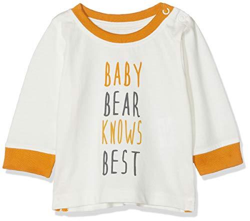 Lucy & Sam baby jongens T-shirt met lange mouwen Baby Bear Knows Best Tee
