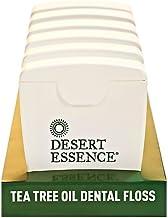 Desert Essence Dental Floss W/Tea Tree Oil 50 YD
