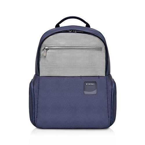 Everki 72586 Commuter Backpack - Laptop Backpack fits up to 15.6-inch – Navy