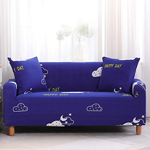 HXTSWGS elastische Möbel Protector,Stretch Sofa Cover, Stretch Chair Sofa Bench Sofa Cover, pet Dog Protective cover-Color25_235-300cm