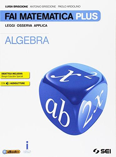 Fai Matematica Plus Per La Scuola Media Con E Book Con Espansione Online 3