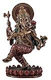 Veronese Figura Elefante Indio Dios Ganesha Baila (Escultura en Bronce