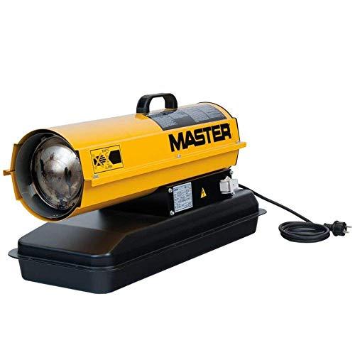 Master Ölheizer B 35 CED direkt befeuert / 10 kW
