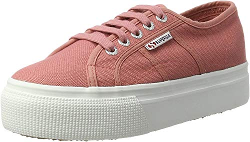 Superga 2790Cotw Linea Up And Down, Zapatillas Unisex adulto, Rosa (C06 Dusty Rose), 41 EU