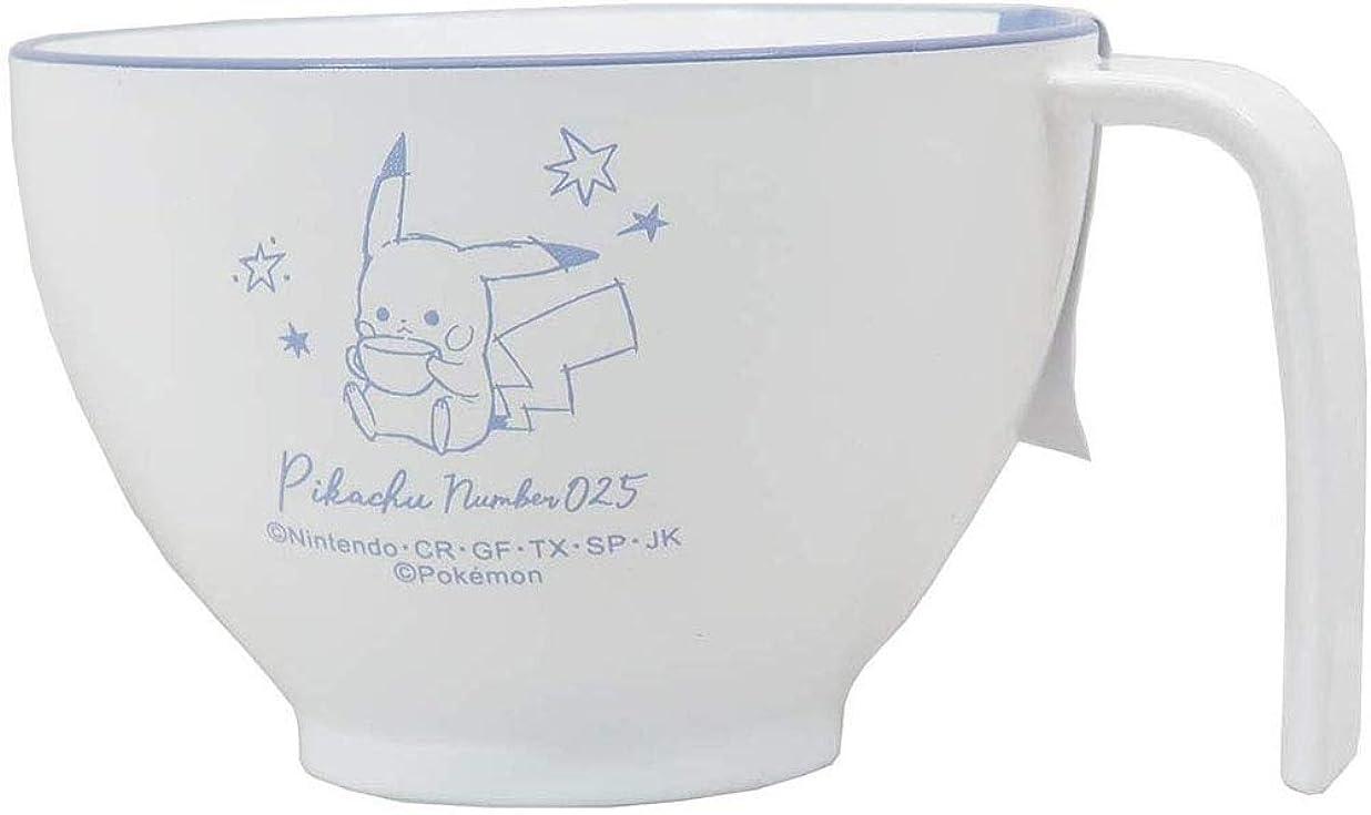 すべて時計回りスペクトラムピカチュウ ポケモン 食器 スープカップ マグカップ ポケットモンスター お子様食器 kmo-12(グレー)
