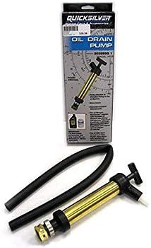 QuickSilver 802889Q1 Oil Drain Pump One Size