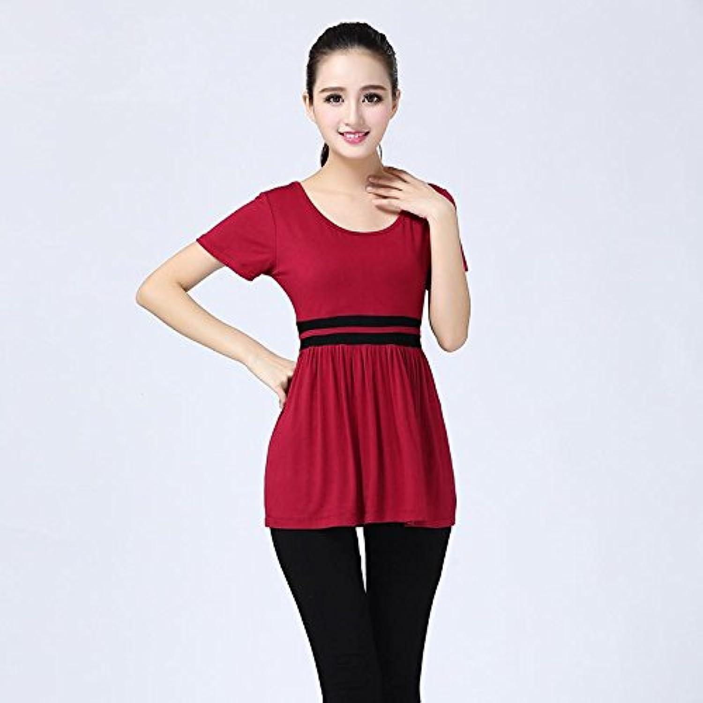 Dress shirt, yoga clothing suits , red + black pants ,
