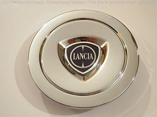 Tapacubos de aleación con escudo original de Lancia
