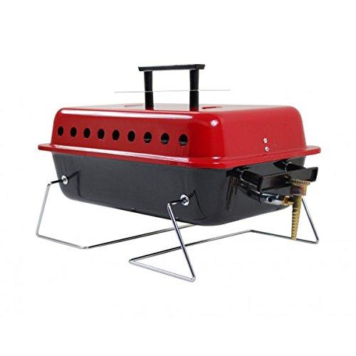 Crusader Gordon Barbecue portable à gaz pour camping et caravanes