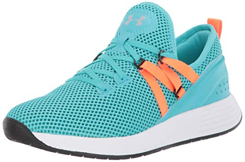 Under Armour UA W Breathe Trainer x NM, Zapatillas de Deporte Mujer, Azul (Breathtaking Blue/White/Halo Gray (300) 300), 43 EU