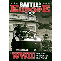 Wwii Battle for Europe [DVD]