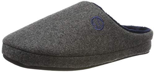 s.Oliver Herren 5-5-17302-33 Pantoffeln, Grau (Grey 200), 41 EU