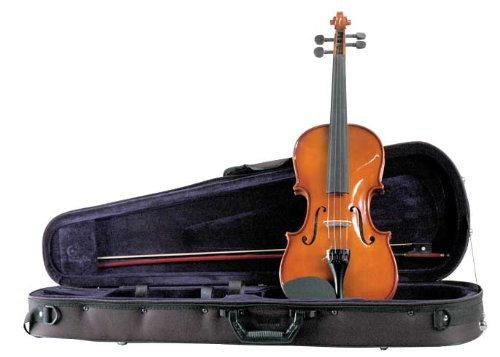 Palatino VN-450-1/10 Allegro Violin Outfit, 1/10 Size