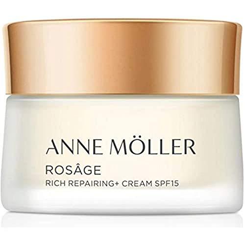 Anne Möller Rosâge Rich Repairing Cream Spf15 50 Ml 50 g