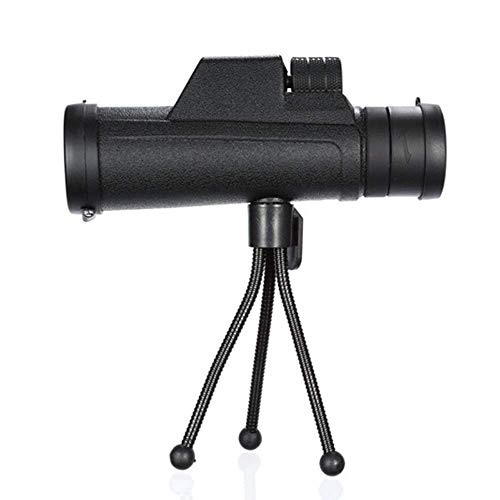 LFDHSF Telescopio, cámara de binoculares Nuevos binoculares móviles de Alta Potencia monoculares 10x30