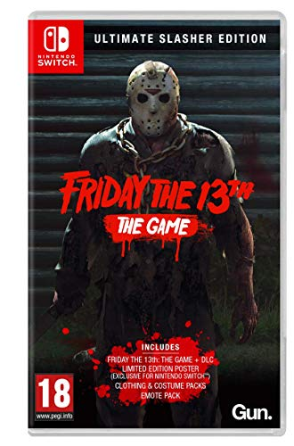 Friday the 13th: The Game - Ultimate Slasher Edition - Nintendo Switch [Edizione: Regno Unito]
