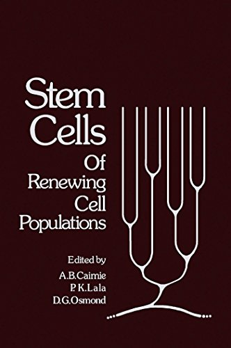 Stem Cells of Renewing Cell Population (English Edition)