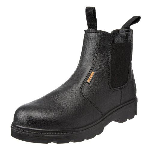 Sterling Safetywear Work Site ss600sm size 5, Herren Sicherheitsschuhe, Schwarz, 39 EU (5 UK)