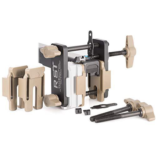 RST RearSightTool Gen 4 Universal Field Sight Pusher [Rev B] (XD kit) - 2 in 1: Front & Rear Sight installations + Compact Range Sight Adjustment Tool