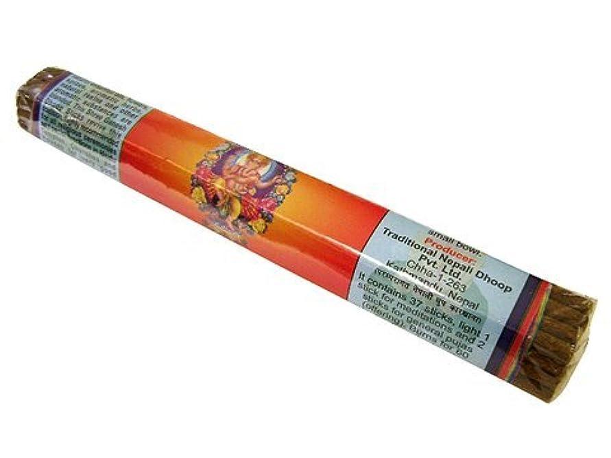 適応栄養電気NEPAL INCENSE ネパリドゥープ【SHREE GANESHD DHOOPガネーシャドゥープ】