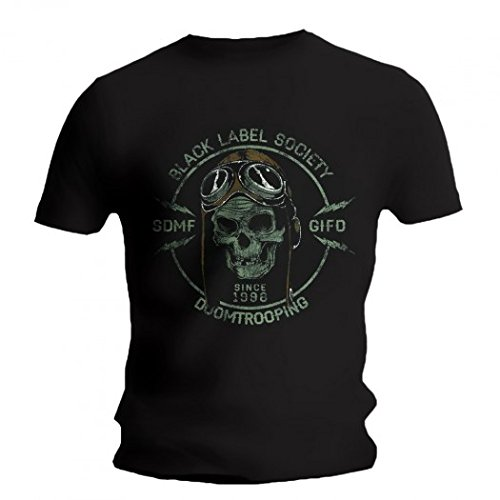 Black Label Society T-Shirt Society - Doom Trooper Taille L