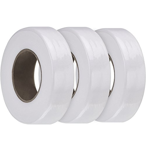 Hotop 3 Pack 5/8 Inch Hemming Tape Fabric Fusible Web Tape Adhesive Iron-on Tape Each 27 Yards
