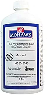 Mohawk Ultra Penetrating Stain Mustard Pt