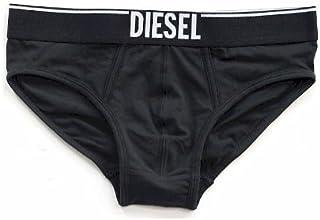 Diesel Men's Andre Cotton Stretch Brief - Black - XXL
