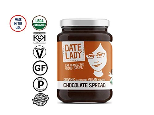 Date Lady Chocolate Spread -- 10.2 oz