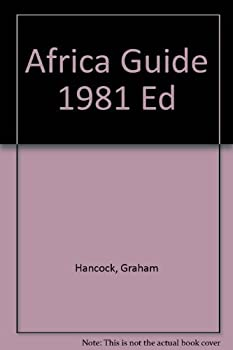 Africa Guide 1981 0528845179 Book Cover