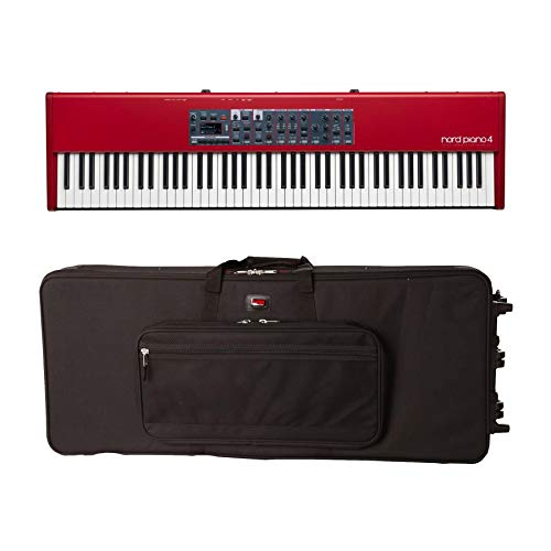 Cheap Nord Piano 4 88-Key Electronic Keyboard Bundle with Gator Cases Keyboard Case (2 Items)
