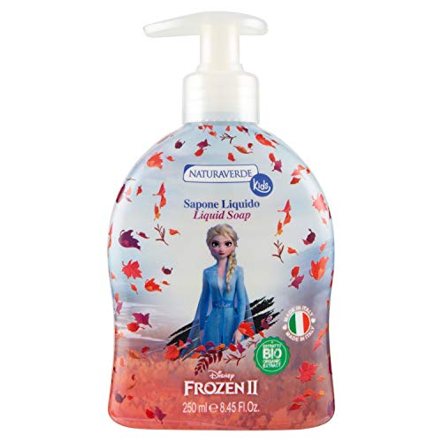 SO.DI.CO. Frozen - Jabón líquido White Musk, 250 ml