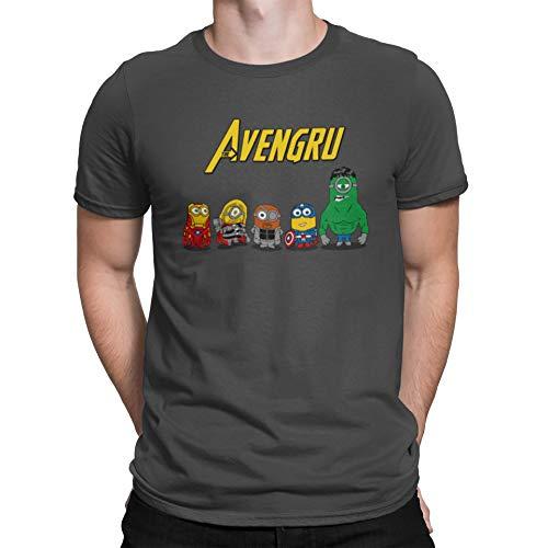 Camisetas La Colmena 1234-Camiseta The Avengru (Melonseta)