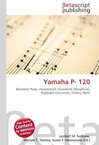 Yamaha Electronic Piano P 120