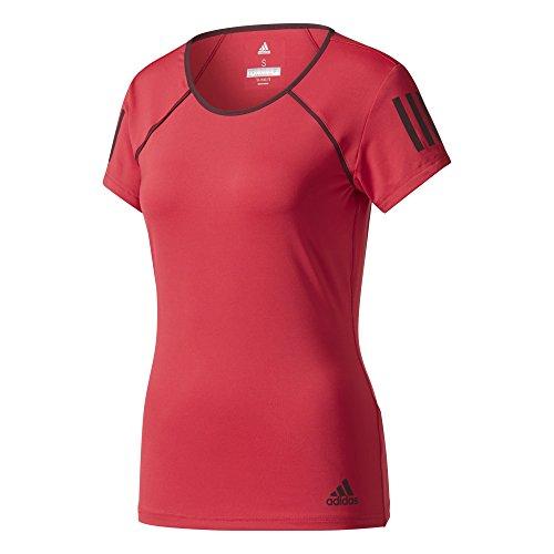 adidas Damen Club T-Shirt, Pink/Rosene/Borosc/Borosc, XXS