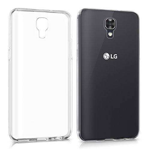 kwmobile Hülle kompatibel mit LG X Screen - Handyhülle - Handy Case in Transparent