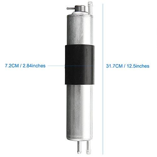 Fuel Filter Pressure Regulatior Folconroad Fits for BMW 325ci 325i 325xi 330ci 330i Z3 E36 E46 [US Wearhouse]