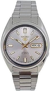 Seiko 5 automatic 21 Jewels Calendar Stainless steel watch  SNXS75J_5