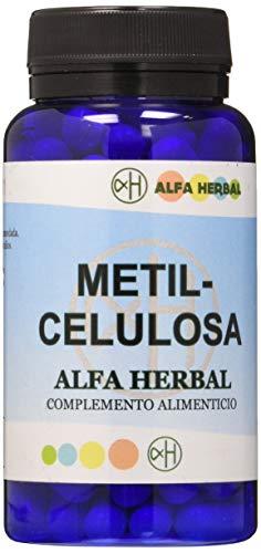 Alfa Herbal Metil-Celulosa 90 Capsulas - 1 Unidad