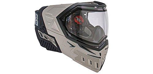 Empire Erwachsene EVS Paintball-Maske, grau, One Size