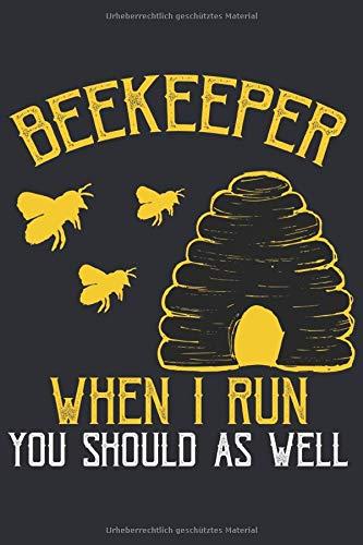 Imker Notizbuch: Ein perfektes Geschenk für alle Inker die Bienen lieben