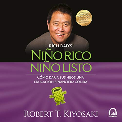 Niño rico, niño listo [Rich Kid, Smart Kid]  By  cover art