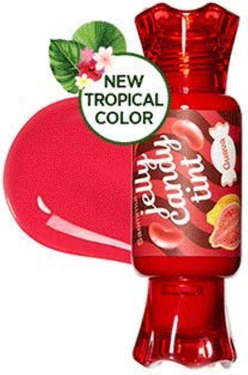 閃光広々とした知的泉 ゼリー キャンディティント8g Saemmul Jelly Candy Tint 08 グアバ