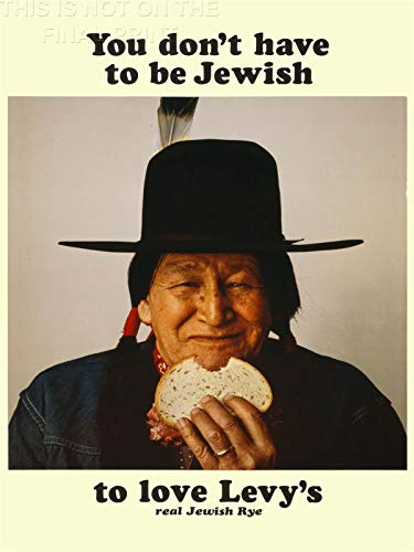 YourSpace 321971 Food LEVY RYE Bread Native American Jewish Decor Wall 16x12 Poster Print