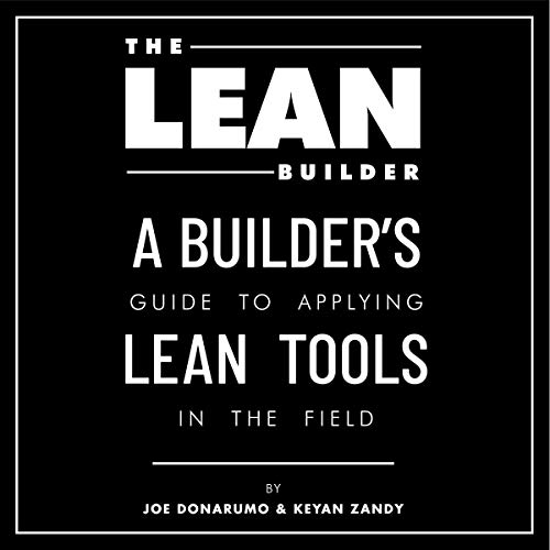 The Lean Builder cover art