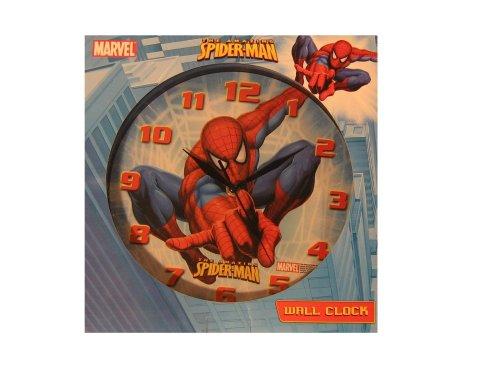 Marvel Spiderman 8496 Kinderwandklok