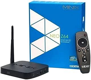 Minix NEO Z64-A Streaming Media Player (Black)